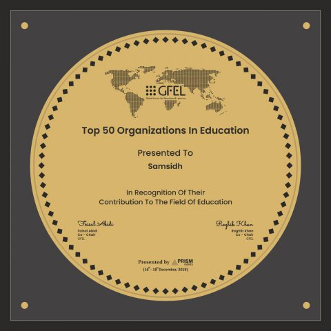 awarded-as-top-50-organisations-in-education-by-gfel